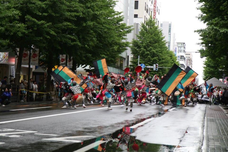 本祭演舞日程・6月練習日程のお知らせ 5/31追加
