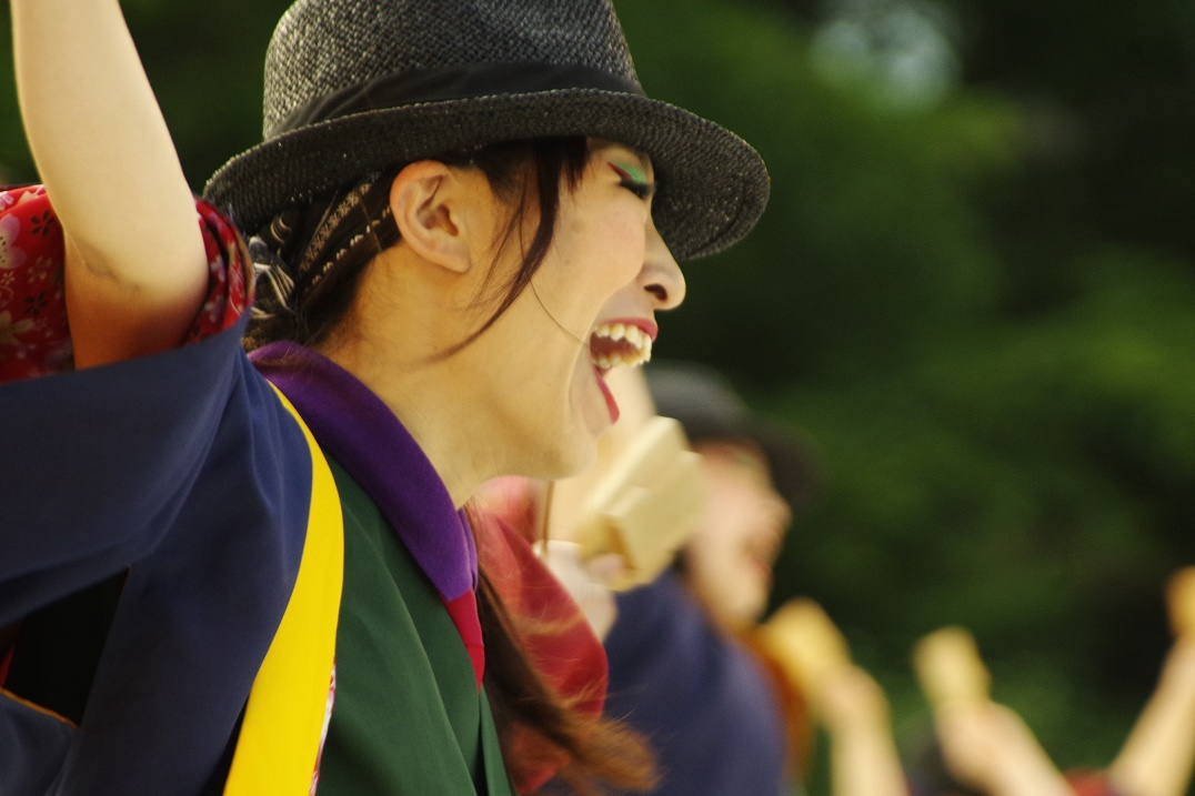 8月練習・演舞日程のお知らせ