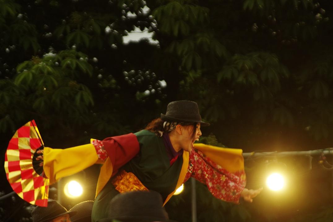 【9月練習・演舞日程】 のお知らせ