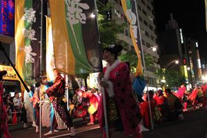 すすきの祭り演舞スケジュール決定!