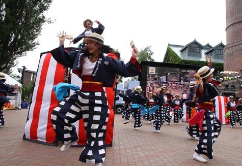 第24回YOSAKOIソーラン祭り演舞スケジュール