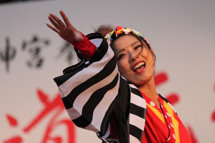 10月演舞・練習日程